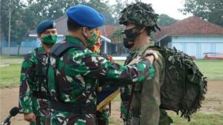 VIVA Militer: Komandan Skadron Pendidikan 403 Tutup Latganda Setukba TNI AU