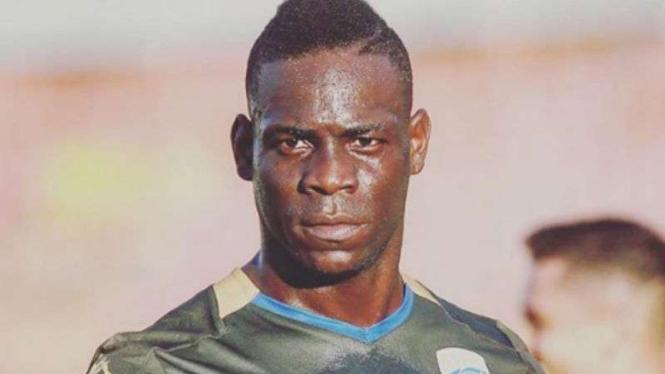 Bomber Brescia, Mario Balotelli.