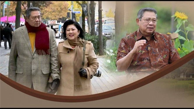 SBY dan Ani Yudhoyono (Foto/Facebook/SBY)