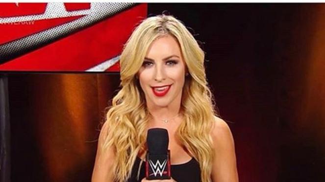 Presenter WWE, Sarah Schreiber