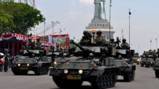 VIVA Militer: Pasukan Tentara Nasional Indonesia (TNI)