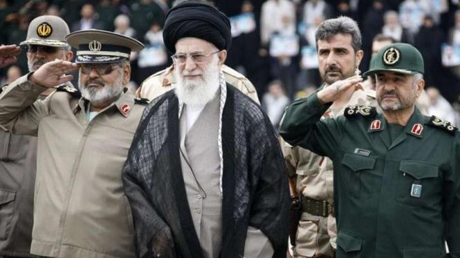 VIVA Militer: Pemimpin Revolusi Iran, Ayatollah Khamenei