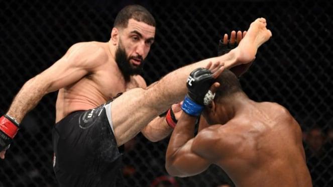 Petarung UFC, Belal Muhammad
