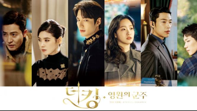 Nonton drama Korea memang seru guys