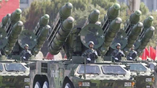 VIVA Militer: Rudal balistik Tentara Pembebasan Rakyat China (PLA)
