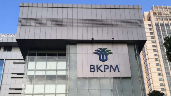 Kantor Badan Koordinasi Penanaman Modal (BKPM).