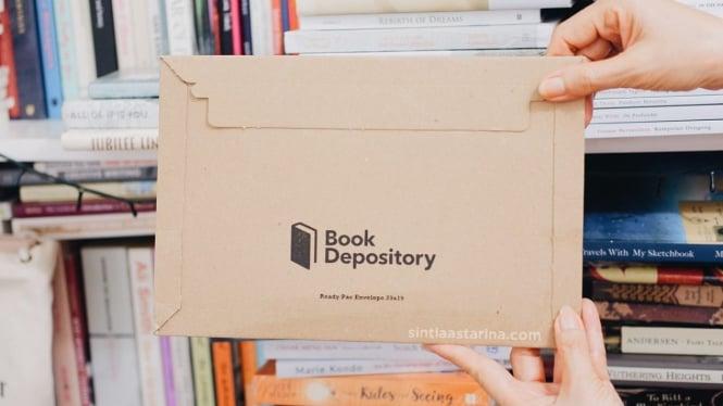 Pengalaman Beli Buku di Book Depository