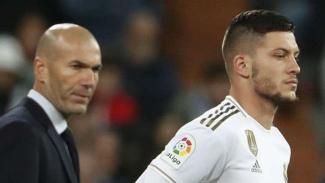 Penyerang Real Madrid, Luka Jovic