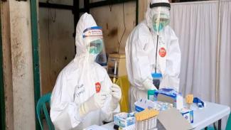 Update COVID-19 Nasional 5 Maret: Total 1.182.687 Pasien Sembuh