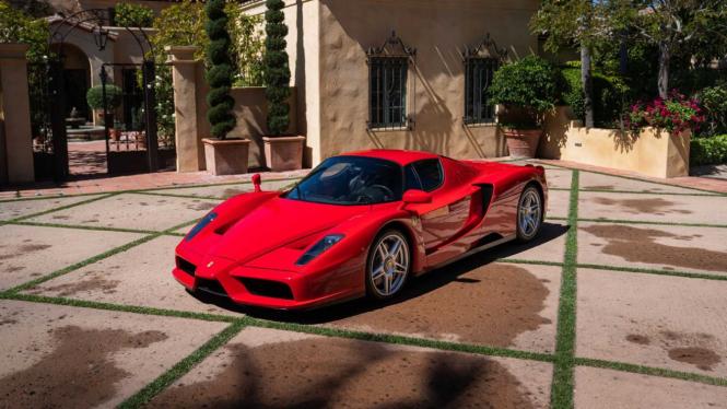 Ferrari Enzo dilelang dan laku Rp36,83 miliar