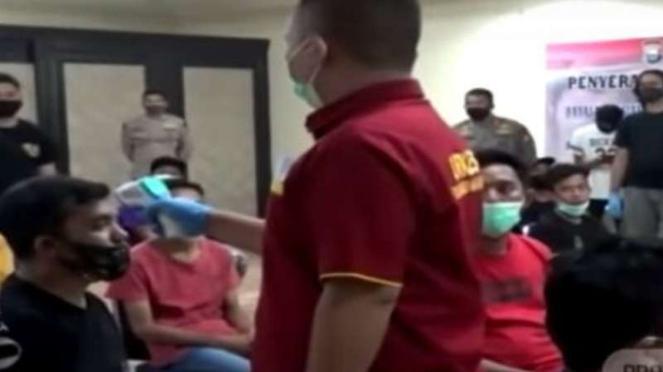 Pelaku paksa pengambilan jenazah Corona di Makassar dijadikan tersangka