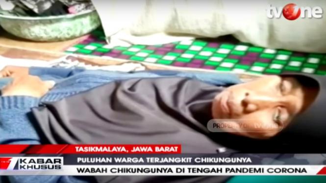 Tak Cuma Corona Tasikmalaya Juga Terserang Wabah Chikungunya