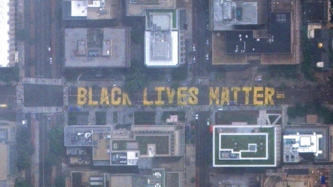 Gerakan Black Lives Matter.