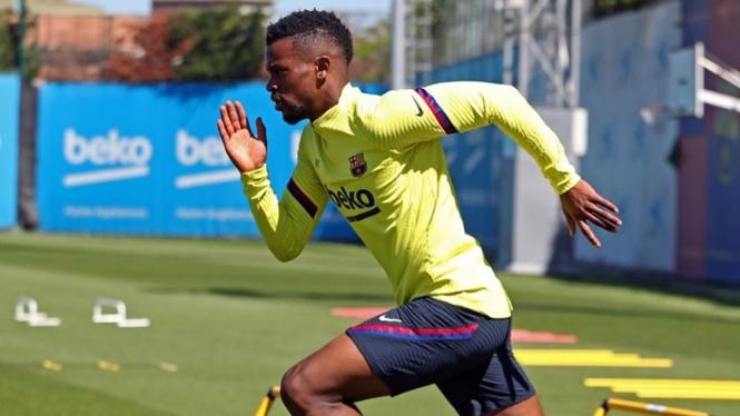 Eks Bek Barcelona, Nelson Semedo