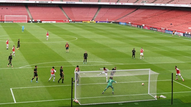 Arsenal vs Brentford
