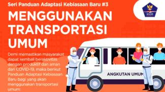 Satgas Keluarkan SE No.21, Aturan Baru soal 4 Moda Transportasi