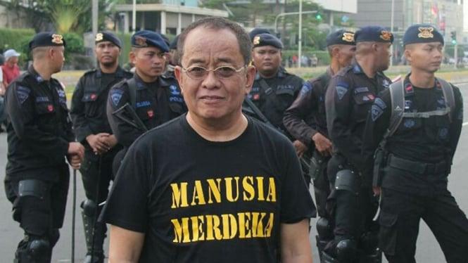 Mantan Sekretaris Kementerian BUMN Said Didu (Foto ilustrasi)