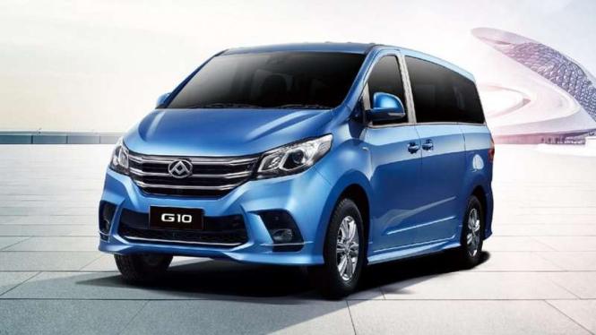Mobil baru MG G10