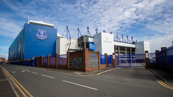Markas Everton, Goodison Park