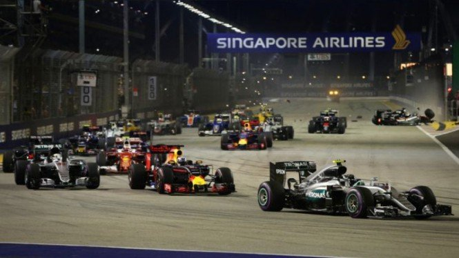 Formula 1 Grand Prix Singapura
