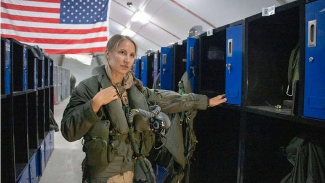 VIVA Militer: Emily 'Banzai' Thomson, Pilot Pesawat Tempur F-35 Wanita Pertama