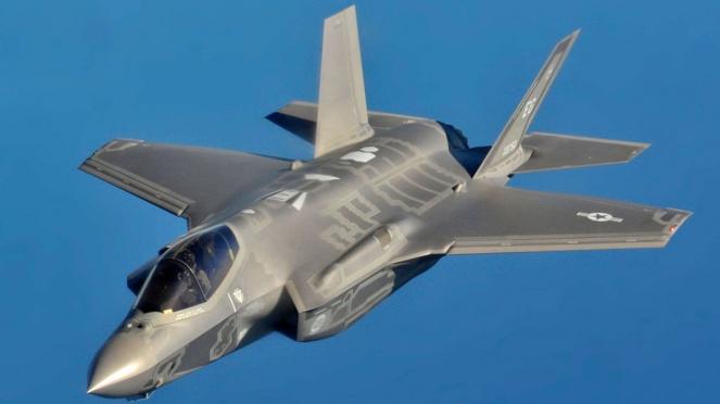 VIVA Militer: Pesawat Tempur F-35 Lightning II