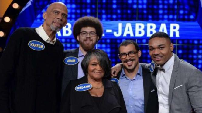 Mantan pebasket NBA, Kareem Abdul-Jabbar