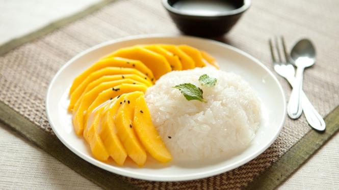 Nasi Mangga