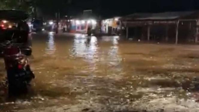 Banjir di Bantaeng, Juni 2020