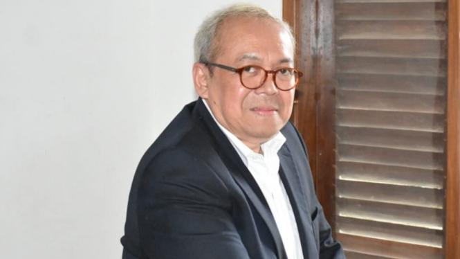 Direktur Utama PT Liga Indonesia Baru, Akhmad Hadian Lukita
