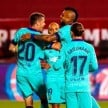 VIDEO: Villarreal Vs Barcelona, Hujan Gol di La Ceramica