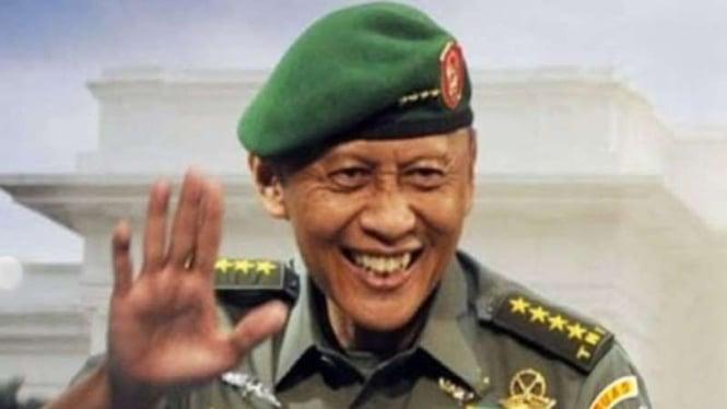 Mantan KSAD Jenderal (Purn) Pramono Edhie Wibowo