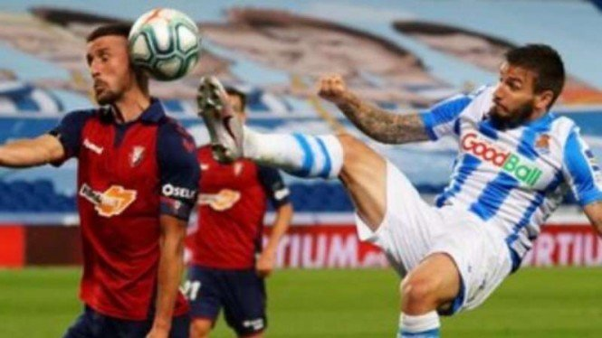 Real Sociedad vs Osasuna