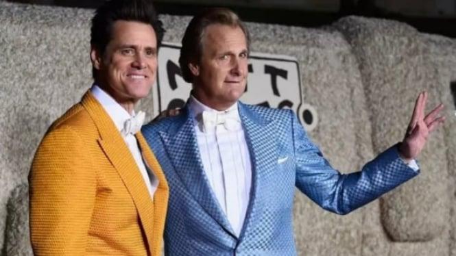 Jim Carrey dan Jeff Daniels