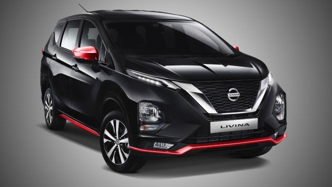Nissan Livina Sporty Package