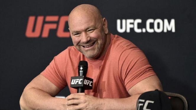 Presiden UFC, Dana White
