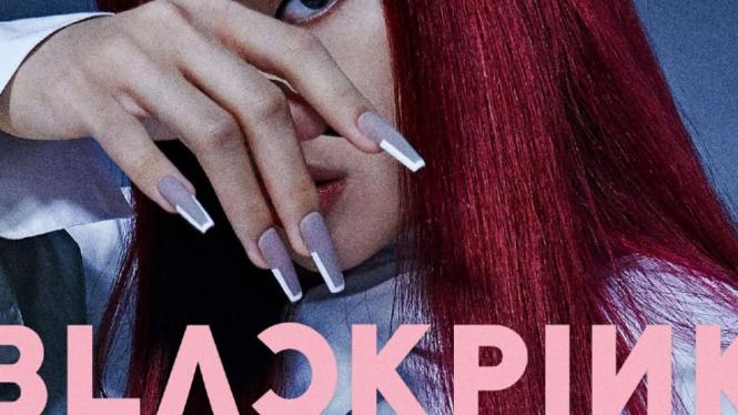 Foto teaser comeback Blackpink.
