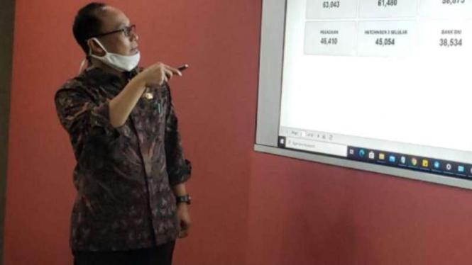 Direktur Jenderal Dukcapil Kemendagri Zudan Arif Fakrulloh.