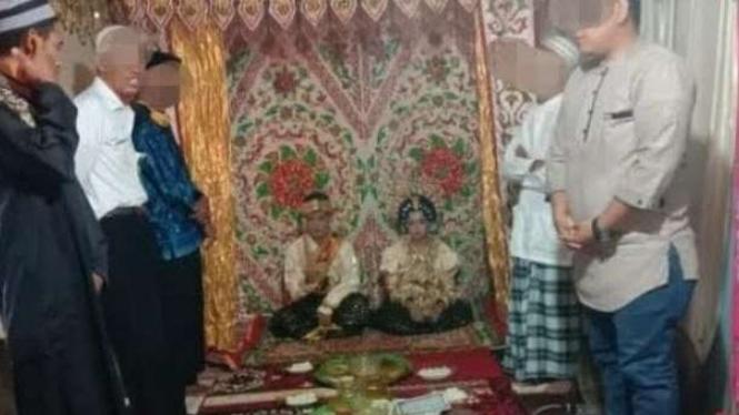 Pernikahan sesama wanita di Soppeng, Sulawesi Selatan