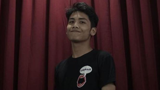 Gusti Muhammad Abdurrahman Bintang Mahaputra alias Bintang Emon.