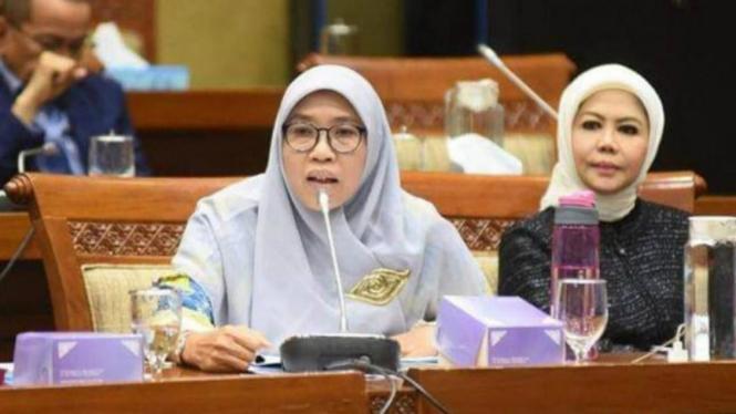 Anggota Komisi IX DPR RI,Netty Prasetiyani Aher