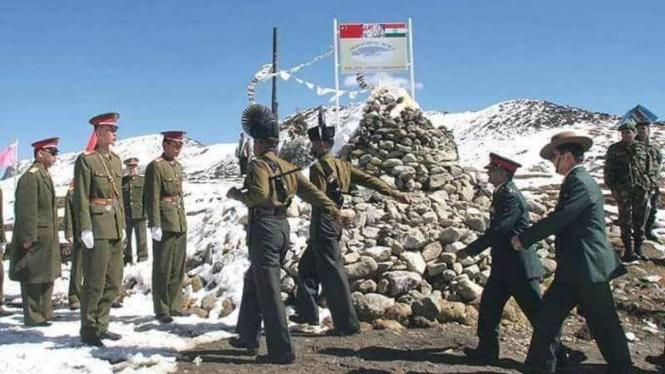 VIVA Militer : Bentrok China vs India di Lembah Galwan