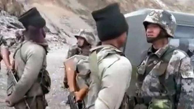 VIVA Militer : Bentrok Tentara China (PLA) vs Tentara India di Lembah Galwan