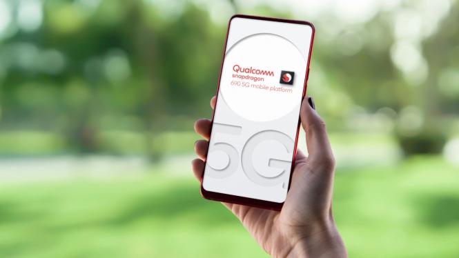 Snapdragon 690 5G.