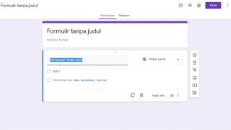 Google Form -TehGram