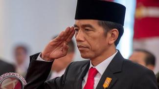Presiden RI Joko Widodo (Antara)