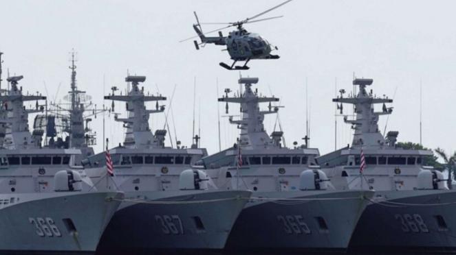 VIVA Militer: Kapal Perang Indonesia