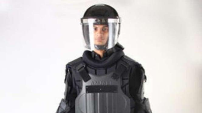 VIVA Militer : Baju pelindung (Body Protector)