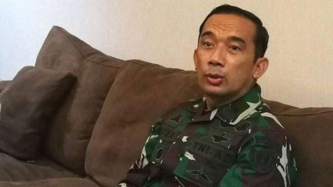 Kadispen TNI Angkatan Darat, Brigjen TNI Nefra Firdaus