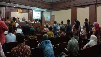 Sidang KSP Indosurya di Pengadilan Niaga, Jakarta Pusat